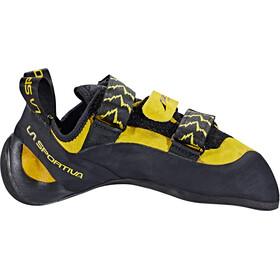 La Sportiva Miura VS Kiipeilykengät Miehet, yellow/black